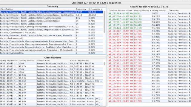 Analysis - Metagenomics
