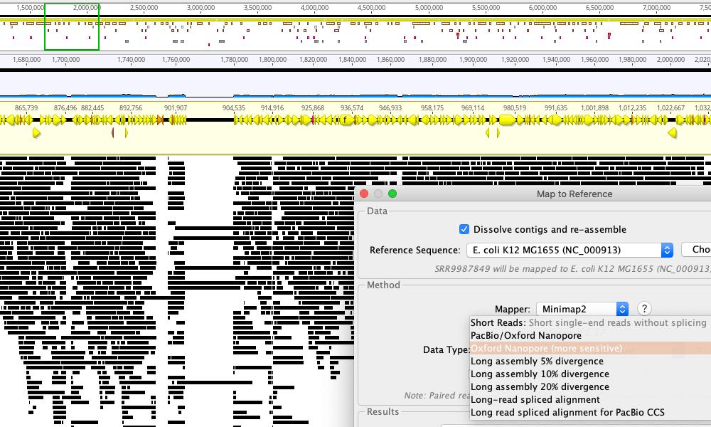 Geneious Bioinformatics Software For Sequence Data Analysis